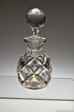 c. 1880 No. 351 by Geo. Duncan & Sons COLORLESS Cologne w/Stopper