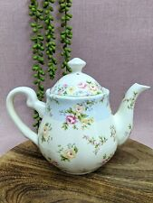 Robert Gordon Liberty Large Teapot Chintz Flowers Floral Country Farmhouse