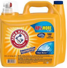 Clothes Laundry Detergent,Liquid Type,Clean Burst(210Oz)