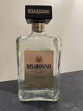 Empty Disaronno Bottle (500ml)