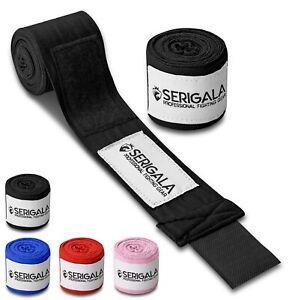 Paar 4,5m Profi Boxbandagen Handbandagen Bandagen Boxen MMA Muay Thai Kickboxen