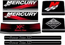MERCRUISER THE NEW  2017 BRAVO ONE  XR  W/GRAY RAMS STICKER SET