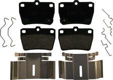 Disc Brake Pad Set-Posi 1 Tech Ceramic Rear Autopart Intl fits 04-05 Toyota RAV4
