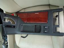 BLACK center console shift trim cup holder WOOD TRIM FLIP COVER FINISHER OAL016