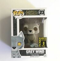 Funko pop game of thrones grey wind figura coleccion figure juego de tronos