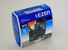 2x  LEZEN H11 Super White  Xenon Halogen Bulbs 100w