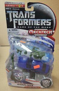 Transformers Dark of the Moon Mechtech DA-31 AUTOBOT QUE Takara MOSC Wheeljack