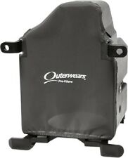 Outerwears Black Air Box Airbox Cover Yamaha Banshee YFZ350 YFZ 350 20-1110-01
