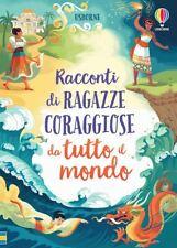 RACCONTI DI RAGAZZE CORAGGIOSE DA TUTTO IL MONDO  - DAVIDSON S. (Curatore), COO