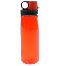 Nalgene Tritan On The Go Water Bottle, BPA-Free Plastic, 24oz, Red