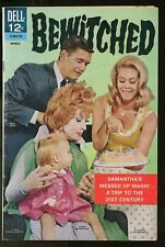 BEWITCHED #8 VERY GOOD- 3.5 1967 DELL