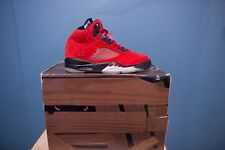 Air Jordan 5 V Retro RAGING BULL PACK DMP SZ 9.5 Deadstock! 100% Authentic)