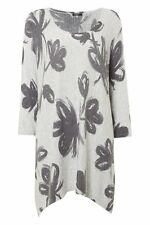Acrylic Long Floral Jumpers & Cardigans for Women