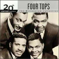 The Four Tops - 20th Century Masters [New CD] Jewel Case Packaging