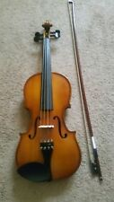French Violin with case and bow