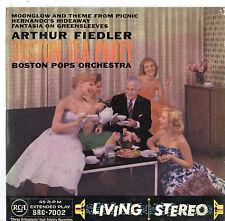 """Arthur Fiedler - Boston Tea Party 7"""" Ep 1958"""