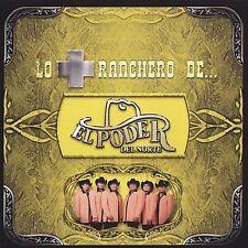 Lo Mas Ranchero de... by El Poder del Norte (CD BRAND NEW