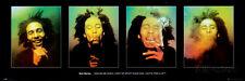Bob Marley Excuse Me Door Poster Print, 62x21