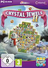 PC-Spiel CRYSTAL JEWELS II (weihnachtliches Match 3 gewinnt Spiel) PC-Spiele