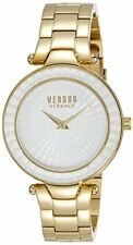 Versus by Versace Women's SQ1070015 SERTIE Gold Ion-Plated Bracelet Watch