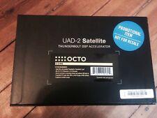 Uad-2 Satellite octo core Thunderbolt DSP Accelerator TB Universal Audio