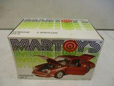 Martoys Porsche 911S 1/24
