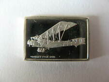 Handley Page 0400 Greatest Airplanes 2 g 925 Ag SILVER BAR #21.1796