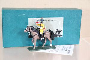 FRONTLINE FIGURES SK3 BRITISH WAR in INDIA SKINNERS HORSE BUGLER BOXED paf
