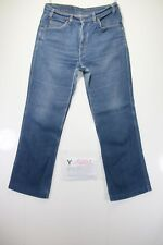 Levis 417 It is Perst Bootcut (Cod. Y1601) tg.47 W33 L34 jeans SHORTENED used