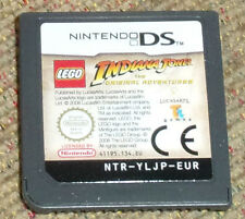 NINTENDO DS NDS DSL DSi GAME CARTRIDGE LEGO INDIANA JONES THE ORIGINAL ADVENTURE