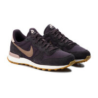 WOMENS NIKE INTERNATIONALIST - UK 3/US 5.5/EUR 36 - OIL GREY (828407-024)
