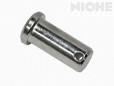 Clevis Pin 3/4 x 3 Low Carbon Steel Zinc Clear (15 Pieces)