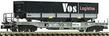 FLEISCHMANN N 845362 Känguruwagen NS TRAILSTAR Auflieger VOS Epoche 5 NEU&OVP
