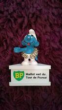 BP Promo Smurf / Werbeschlumpf on stand