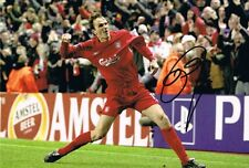 Signed Dietmar Hamann Liverpool Champions League 2005 Photo Didi Germany