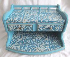 Vintage Repurposed MERSMAN Dresser Top Chest Organizer