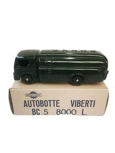 Modellino Mercury autobotti viberti