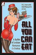 All You Can Eat. a Buffet of Lesbian Erotica and Romance (Paperback or Softback)