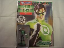 Eaglemoss DC Figurine Collection Green Lantern with magazine 4