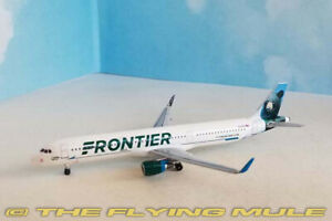 AeroClassics 1:400 A321 Frontier Airlines N714FR