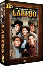 LAREDO : THE COMPLETE SERIES (12 disc set) - DVD - Sealed Region 1