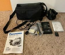 Panasonic PV-IQ504 Camcorder w/ Accessories and Bag