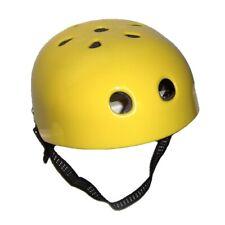 Yellow Costume Helmet Legends of the Hidden Temple Guts Bobsled Cool Runnings