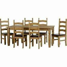 Kitchen Traditional Table & Chair Sets 7 Pieces
