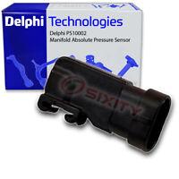 Delphi PS10002 Manifold Absolute Pressure Sensor for 12614970 145-419 jx