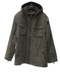 Cargo Longer Style Jacket Plus Sizes