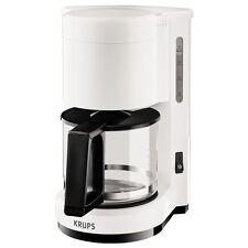 Krups F183-0110 AromaCafe 5 Weiss Filter-Kaffeemaschine 850 Watt Glaskanne