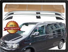 VW T5 T6 Multivan Transporter Kurz  Aluminium Dachreling Dachgepäckträger Silver