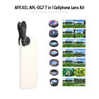 7in1 CellPhone Camera Lens Kit for iPhone Android  Smartphone  F5W2