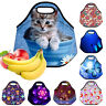 Waterproof Cooler Insulated Lunch Box Portable Tote Storage Bag Picnic Travel